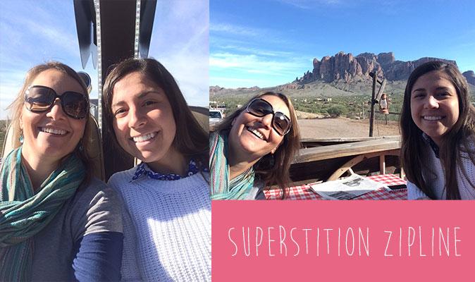 Superstition Zipline